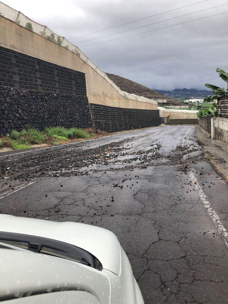 that does not happen very often in La Palma